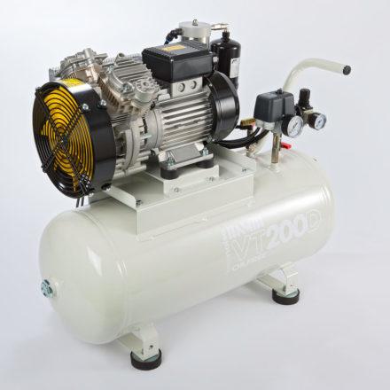 Bambi VTH200D Air Compressor